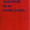 Hausbuch für die deutsche Familie